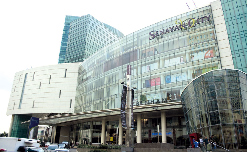 Mall Senayan City